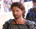 Fotograma de Héctor de la película Troya