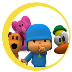 pocoyo angel