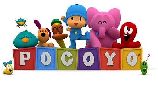 Pocoyo Y Sus Amigos Imagenes
